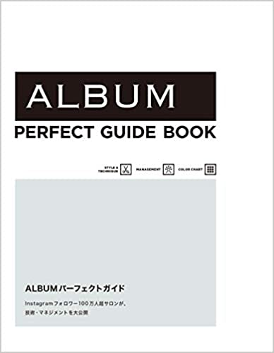 ALBUM_パーフェクトガイド