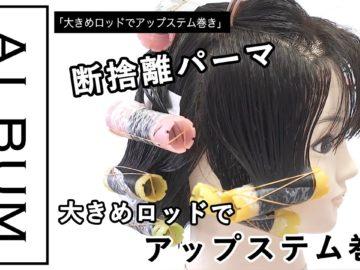 【ALBUMパーフェクトガイド】大きめロッドでアップステム巻き(NATSUMI)